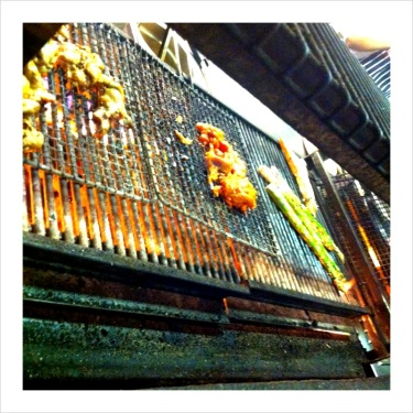 Chargrilled Veg