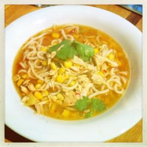Cheecken Noodle Soup
