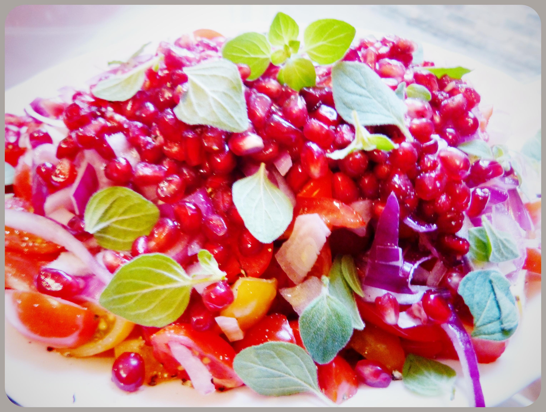Summer Salads, Spanish Omelette