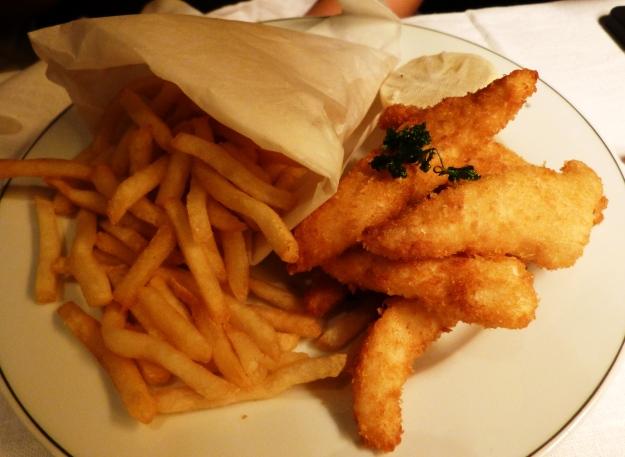 Fish Goujons
